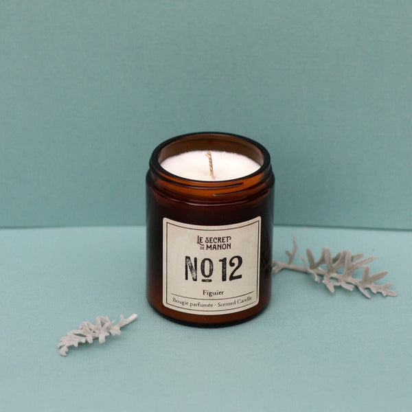 Figuier Scented Candle - Unik by Nature