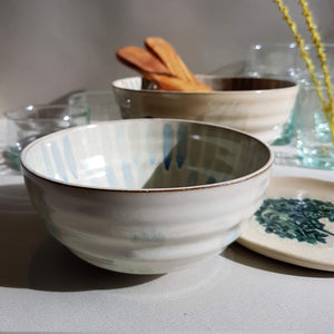 Taki Bowl Handmade in Portugal Size Large - Unik by Nature