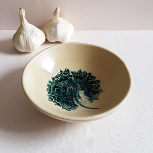 UNC Amsterdam Bowl A Story of Nature Handmade in Portugal Flower Déco
