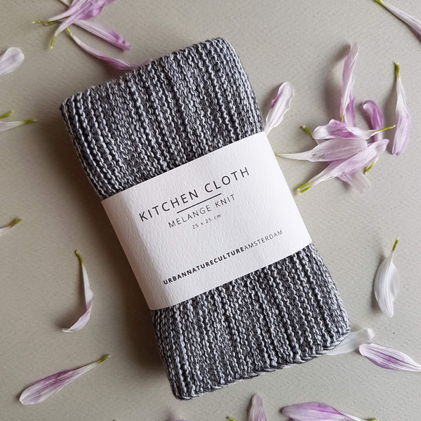 UNC Amsterdam Kitchen Cloth Melange Knit - Unik by Nature