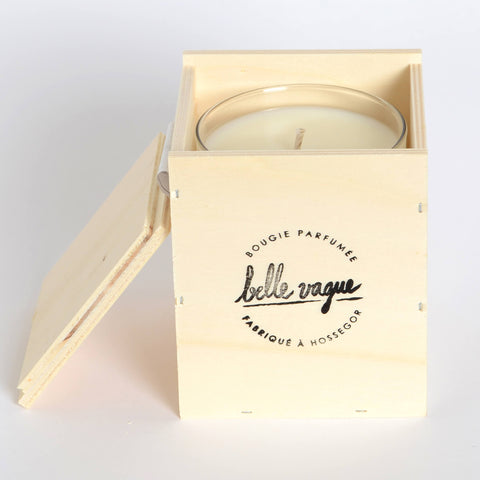 Côte Sauvage Scented Candle - Unik by Nature