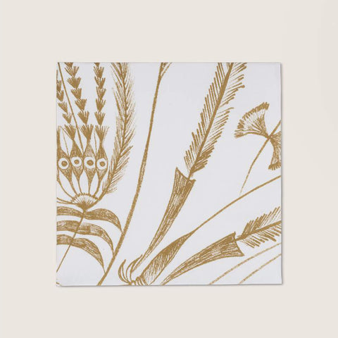 Winter Grass Paper napkins - 20 units - Unik by Nature