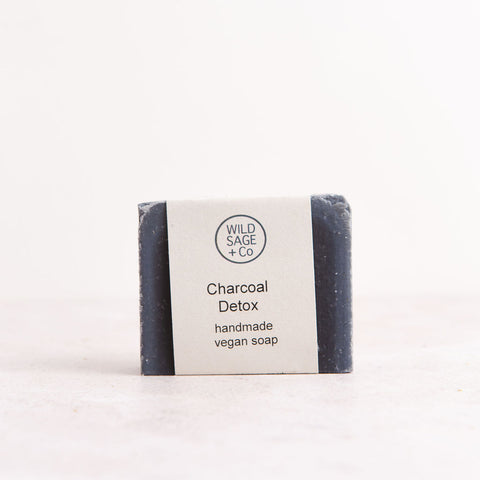 Charcoal Detox  Bar Soap - Unik by Nature