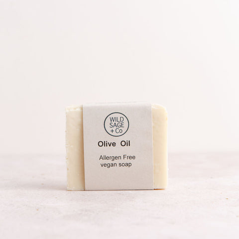 Olive Oil Soap Sensitive Skin - Unik by Nature