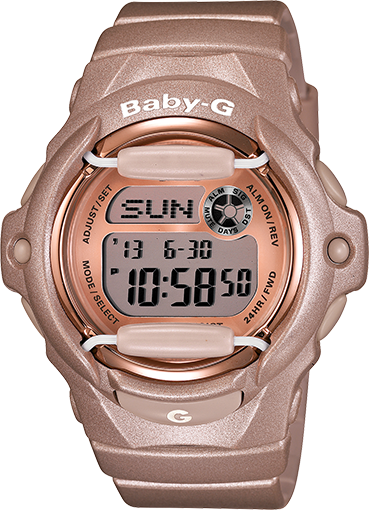 G-Shock Baby G Digital BG169G-4