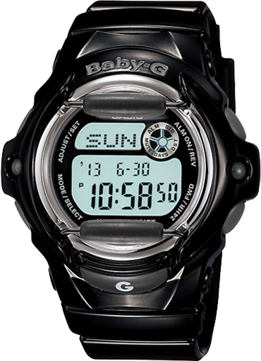 G-Shock Baby G Digital BG169R-1