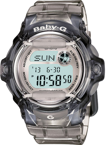 G-Shock Baby G Digital BG169R-8
