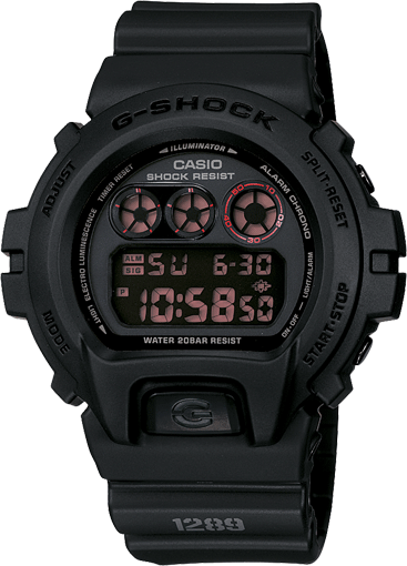 G-Shock Digital DW6900MS-1