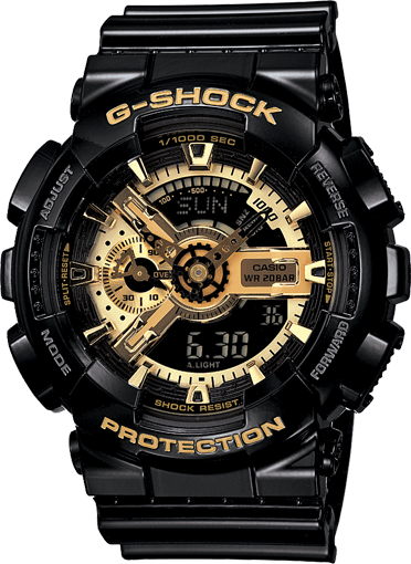 G-Shock Analog-Digital GA110GB-1A