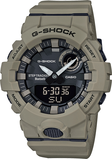 G-Shock Ana-Digi Power Trainer GBA800UC-5A