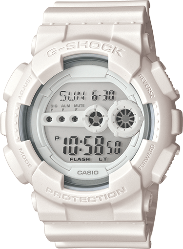 G-Shock Digital GD100WW-7S