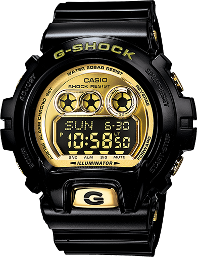 G-Shock Digital GDX6900FB-1