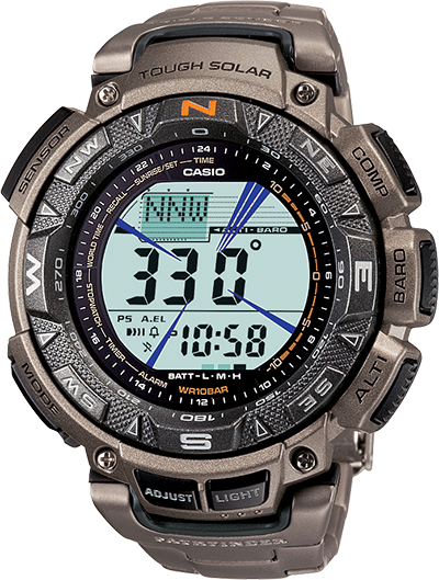G-Shock Tough Solar PAG240T-7