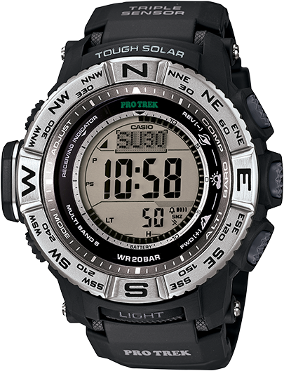 G-Shock Solar Atomic PRW3500-1