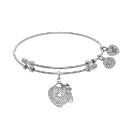 Angelica Key and Hart Bracelet