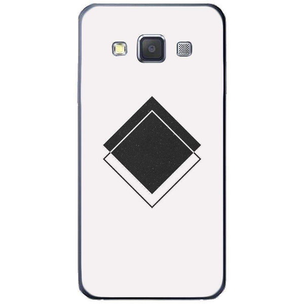 Phone CaseAbstract Black Shape SAMSUNG Galaxy A3 - Guardo - Guardo,