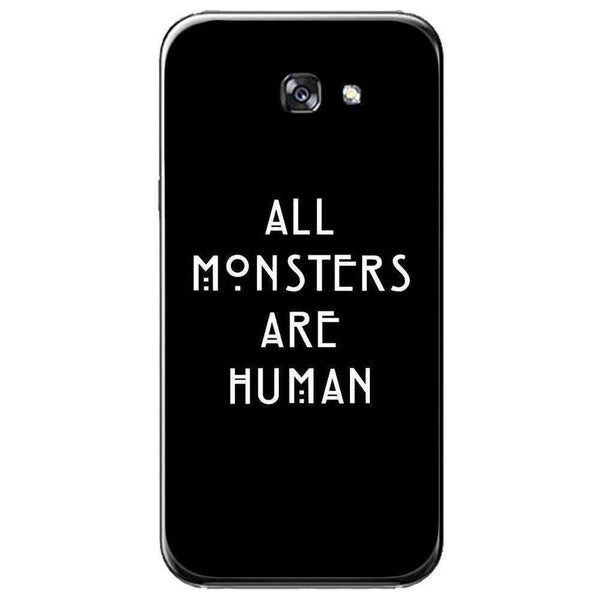 Phone CaseAll Monsters Are Human SAMSUNG Galaxy A7 2016 - Guardo - Guardo,