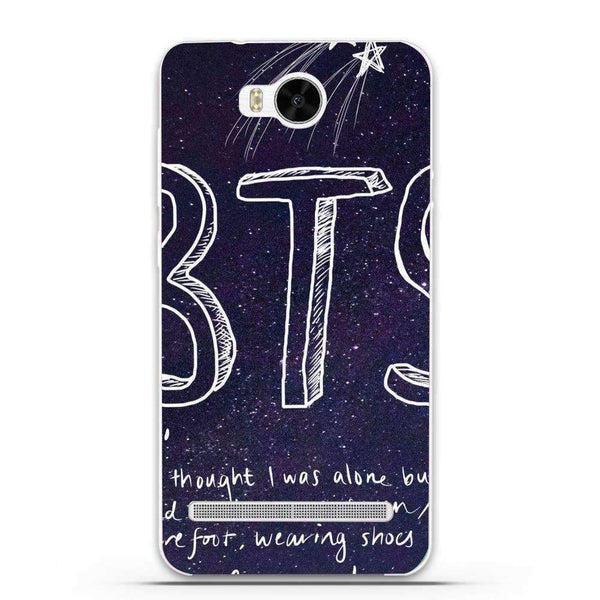 Phone CaseBts Quote HUAWEI Ascend Y3 Ii - Guardo - Guardo,