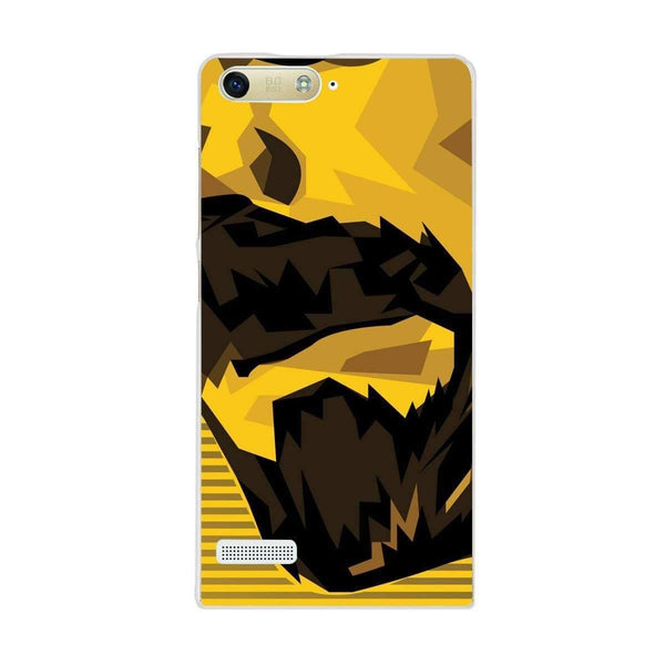 Phone CaseBreaking Bad Yellow HUAWEI Ascend G6 - Guardo - Guardo,
