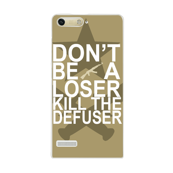 Phone CaseCs Go Quote HUAWEI Ascend G6 - Guardo - Guardo,