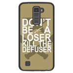 Phone CaseCs Go Quote LG K10 - Guardo - Guardo,