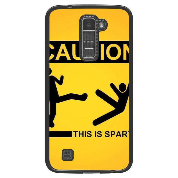 Phone CaseCaution LG K10 - Guardo - Guardo,