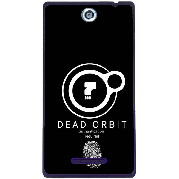 Phone Case Dead Orbit Sony Xperia C C2305
