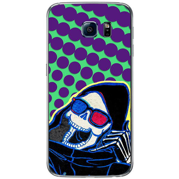 Phone CaseDeath Here SAMSUNG Galaxy S6 - Guardo - Guardo,