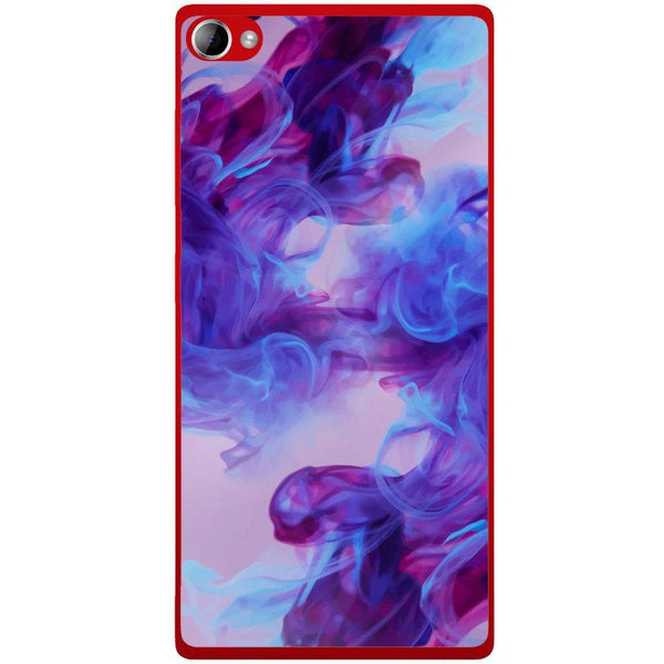 Phone Case Deep Purple Ink Lenovo Vibe X2