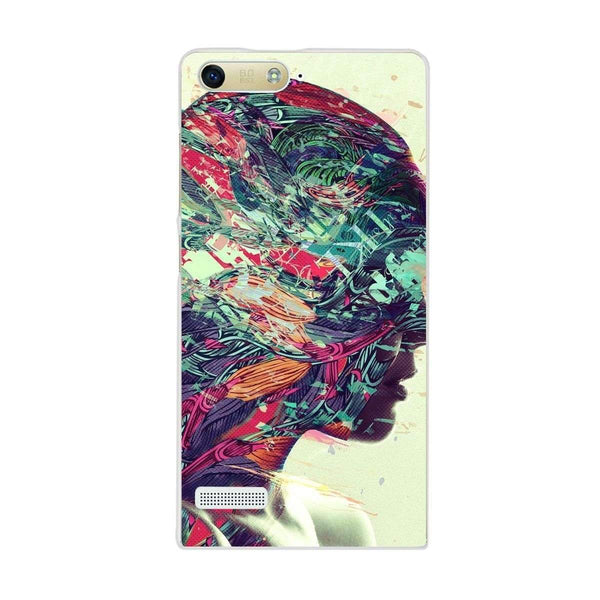 Phone CaseDigital Woman Art HUAWEI Ascend G6 - Guardo - Guardo,