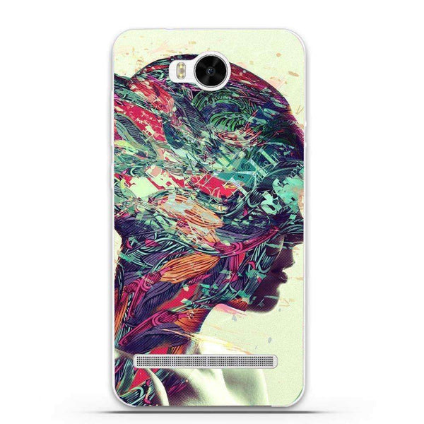 Phone CaseDigital Woman Art HUAWEI Ascend Y3 Ii - Guardo - Guardo,
