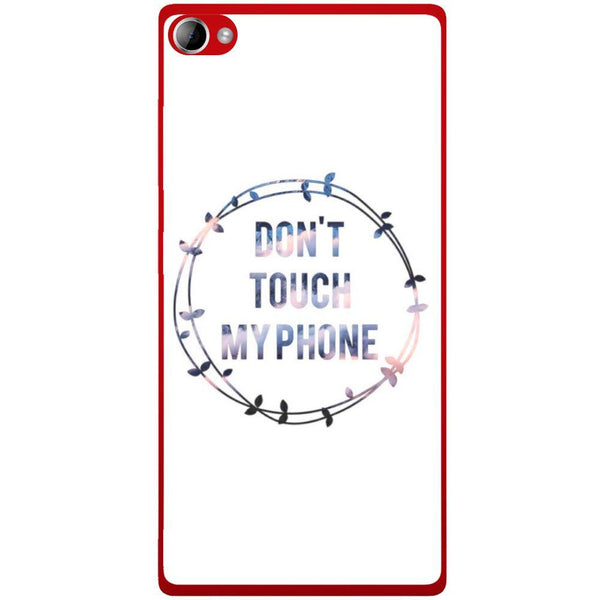 Phone Case Don T Touch My Phone Lenovo Vibe X2