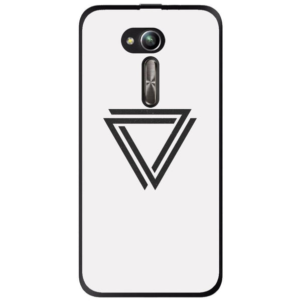 Phone Case Double Triangle Asus Zenfone Go Zb500kl