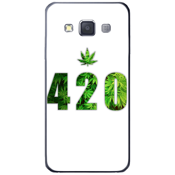 Phone CaseGreen 420 SAMSUNG Galaxy A3 - Guardo - Guardo,