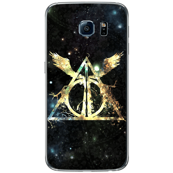 Phone CaseHarry Potter Deathly Hallows SAMSUNG Galaxy S6 - Guardo - Guardo,