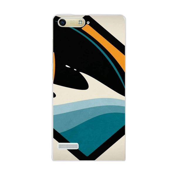 Phone CaseAttention Sharks HUAWEI Ascend G6 - Guardo - Guardo,