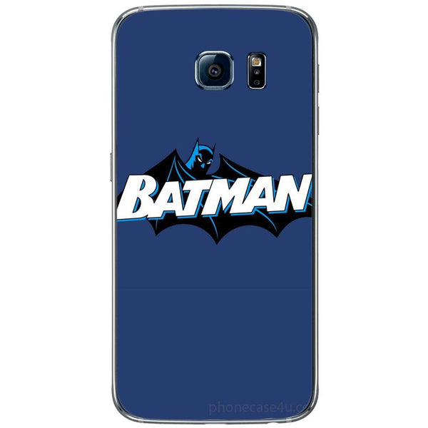 Phone Case Batman Logo SAMSUNG Galaxy S6