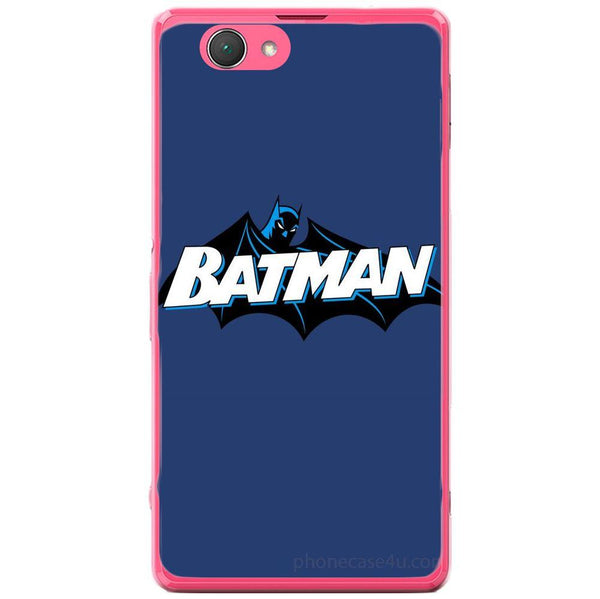 Phone Case Batman Logo Sony Xperia Z1 Compact D5503