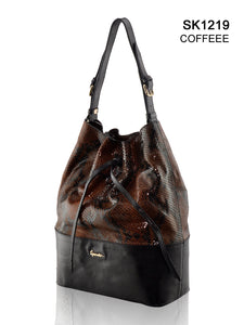 SK 1219 - Leather satchels