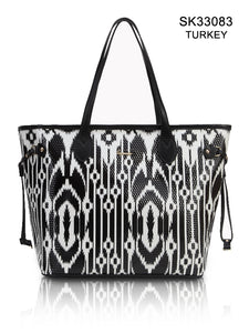 SK 33083 - Leather tote