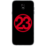 Phone Case 23 Jordan SAMSUNG Galaxy J3 2017