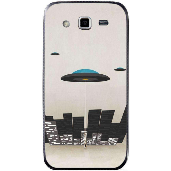 Phone Case 2d Ufo SAMSUNG Galaxy Grand 2