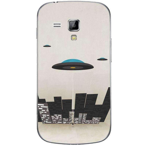 Phone Case 2d Ufo SAMSUNG Galaxy S Duos