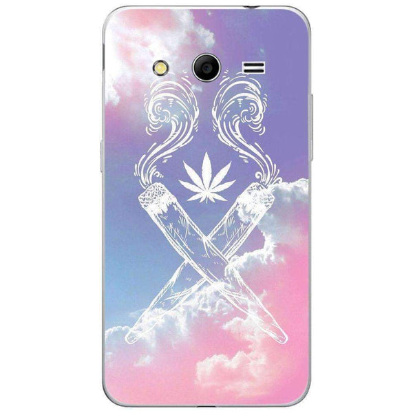 Phone Case 420 Weed SAMSUNG Galaxy Core 2