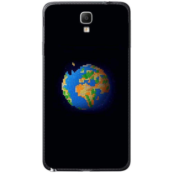 Phone Case 8bit Earth SAMSUNG Galaxy Note 3 Neo