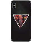 Phone Case Abstract Elephant APPLE Iphone X