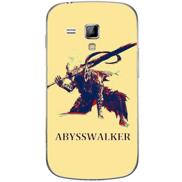 Phone Case Abysswalker SAMSUNG Galaxy S Duos