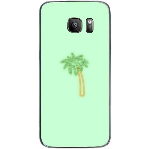 Phone Case Aesthetic Palm Tree SAMSUNG Galaxy S7