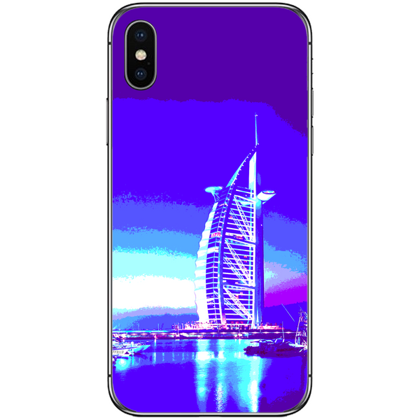 Phone Case Aesthetic Skyscraper APPLE Iphone X