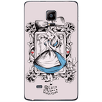 Phone Case Alice In Wonderland SAMSUNG Galaxy Note 4 Edge